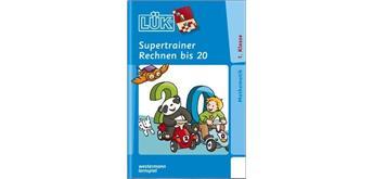 LÜK - LÜK Supertrainer Rechnen bis 20