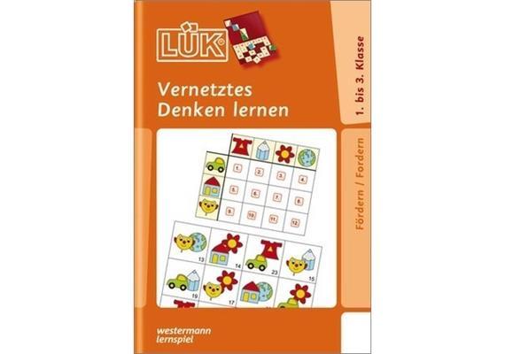 LÜK - LÜK Vernetztes Denken lernen KL. 1 bis 3