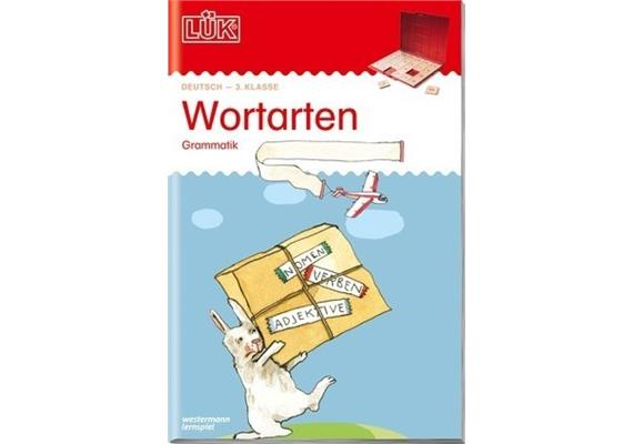 LÜK - LÜK Wortarten