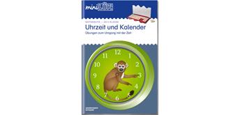 LÜK - miniLÜK - 2. Klasse - Sachunterricht Uhrzeit und Kalender