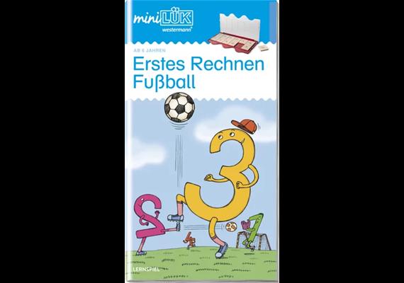 LÜK - miniLÜK - Fussball Erstes Rechnen