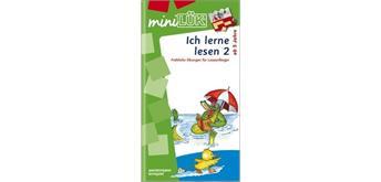 LÜK - miniLÜK - Ich lerne lesen 2