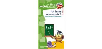 LÜK - miniLÜK - Ich lerne rechnen bis 6