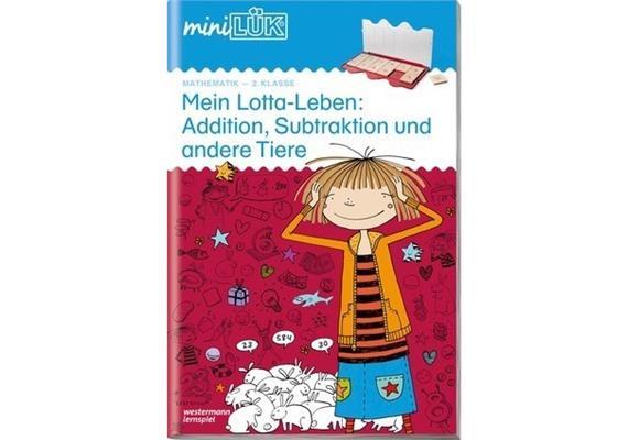 LÜK - miniLÜK Mein Lotta-Leben: Ausgerechnet Mathe! 2. Kl.