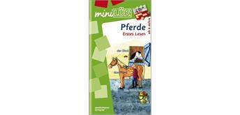 LÜK - miniLÜK - Pferde Erstes Lesen