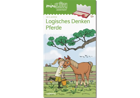 LÜK - miniLÜK - Pferde Logisches Denken