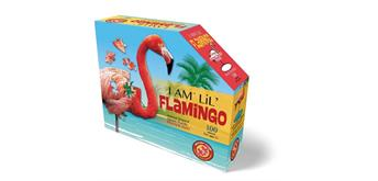 MADD CAPP Shape Puzzle Junior Flamingo 100 Teile