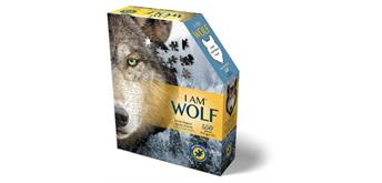 MADD CAPP Shape Puzzle Wolf 550 Teile