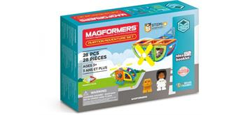 Magformers 278-83 - Aviation Adventure Set 28 Teile