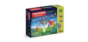 Magformers - Brain Up Set