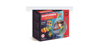 Magformers Curve 40 Set