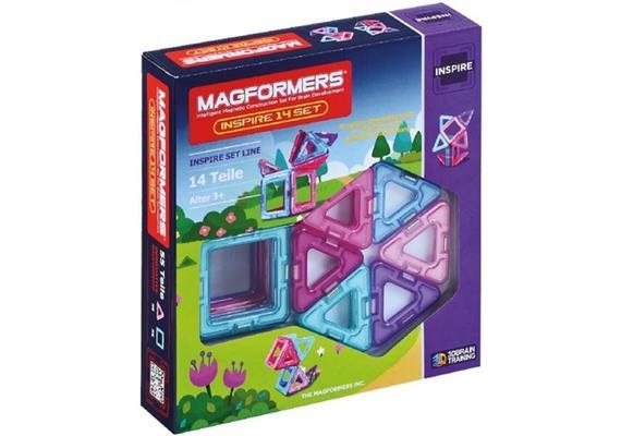 Magformers Inspire Set 14 teilig