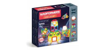 Magformers Neon LED Set 31 teilig -3+