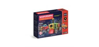 Magformers Power Vehicle Set 81 teilig -6+
