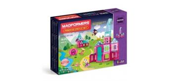 Magformers Princess Castle Set 78 teilig -3+