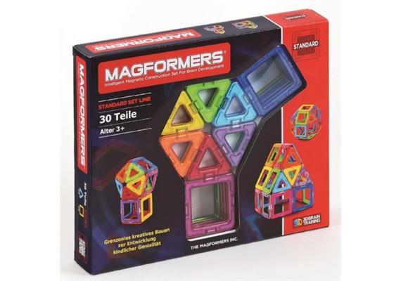 Magformers Standard Set 30 teilig
