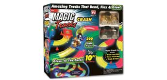 Magic Tracks - Crash Set inkl. 2 Autos