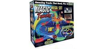 Magic Tracks - Mega Set inkl. 2 Autos