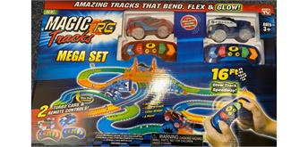 Magic Tracks RC Racer Mega Set inkl. 2 Autos