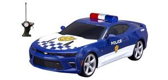 Maisto RC Chevrolet Camaro Police 1/14