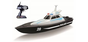 Maisto RC Hi-Speed Police Boat