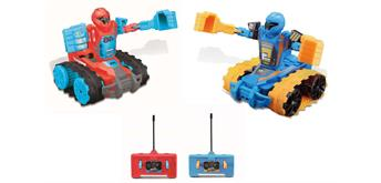 Maisto RC Robo Fighters Twin Pack