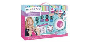make it real Glitzertraum Nagelstudio
