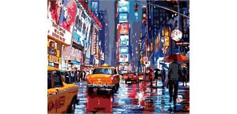 Malen nach Zahlen Set New York 50 x 40 cm