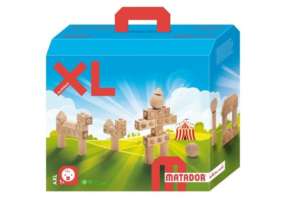 Matador Architect AXL 122 Teile