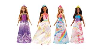Mattel Barbie FJC94 Dreamtopia Prinzessinnen Sortiment
