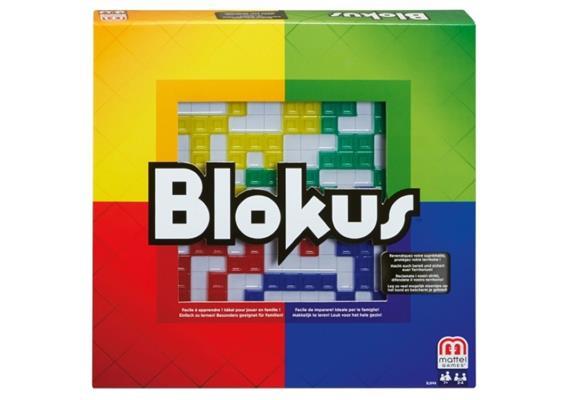 Mattel Blokus Neuauflage