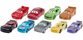 Mattel Cars 3 Die-Cast Charakter Fahrzeuge sortiert
