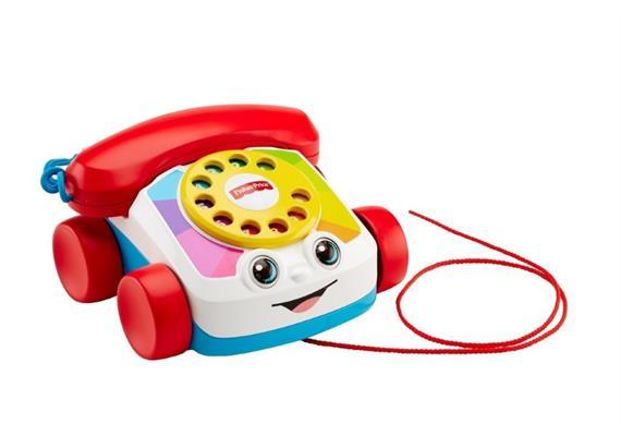Mattel Fisher Price Plappertelefon