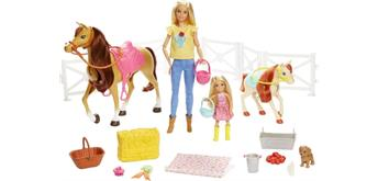 Mattel FXH15 Barbie Hugs N Horses (blond)