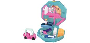 Mattel GDK81 Polly Pocket World Freundinnen-Wellnesstag Schatulle