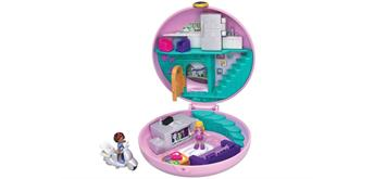 Mattel GDK82 Polly Pocket World Pyjamaparty Schatulle