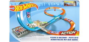 Mattel GGF92 Hot Wheels Action Figur 8 Raceway