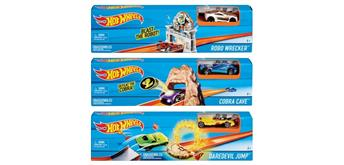 Mattel Hot Wheel Action Trackset, sortiert