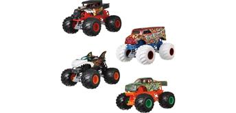 Mattel Hot Wheels Monster Trucks, Massstab 1:24