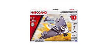 Meccano 10 Multimodell Flight Adventure