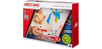 Meccano Inventor Set - Geared Machines