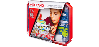 Meccano Inventor Set - Motorized Movers