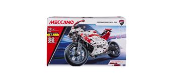 Meccano Motorrad Ducati GP 16, 295 Teile