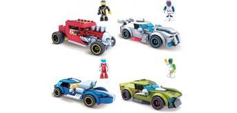 Mega Construx Hot Wheels Rockin Racers, sortiert