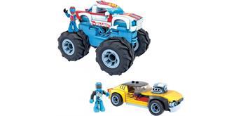 Mega Construx Hot Wheels Rodger Dodger & Racing