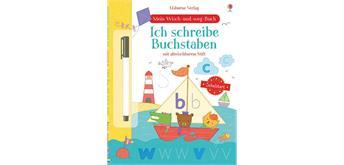 Mein Wisch-und-weg-Buch: Ich schreibe Buchstaben