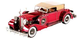 Metal Earth - 1934 Packard Twelfe Conv. 2.5 Sheets