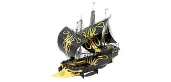 Metal Earth - ICONX - GOT - Greyjoy Ship Silence