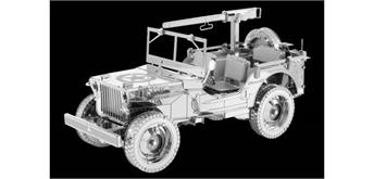 Metal Earth - ICONX - Jeep Willys