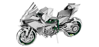 Metal Earth - ICONX - Kawasaki Ninja H2R